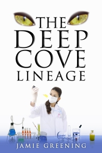 Newest Release--Third installment in The Deep Cove Monster series.
