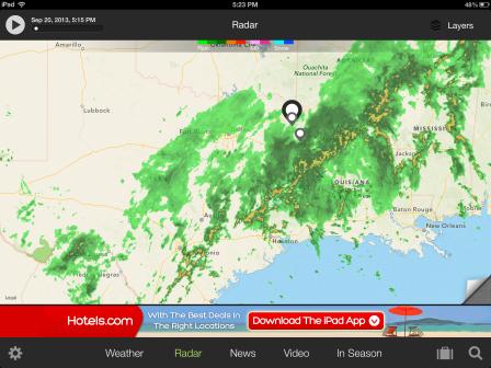 Tut Tut, Looks Like Rain