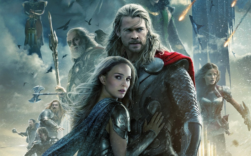 Thor me to tears pic from hdwallpapers.in