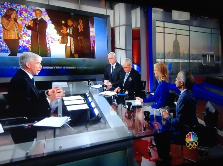 Meet The Press, Sunday December 8 2013