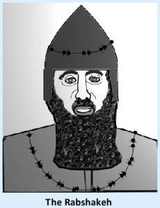 THE RABSHAKEH