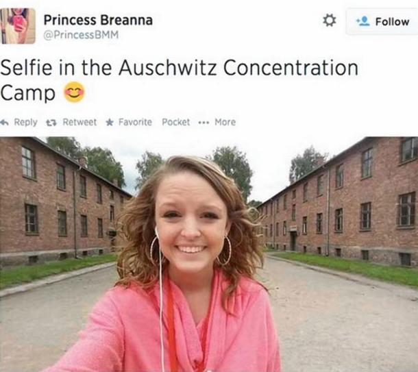SELFIES AND GENOCIDE