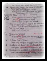 Psalm 80